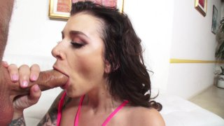 Streaming porn video still #4 from Real Anal Lovers #2