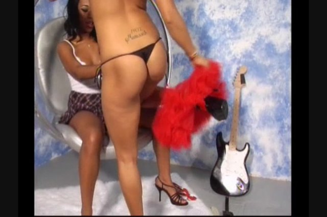 Streaming porn video still #1 from Ghetto Girls : Naked In The Hood