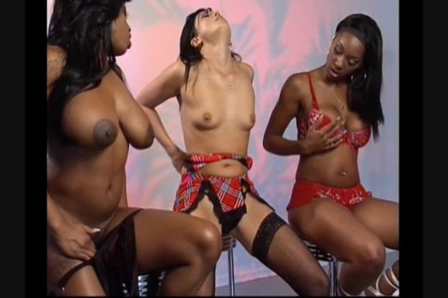 Streaming porn video still #1 from Ghetto Girls: Private Lessons