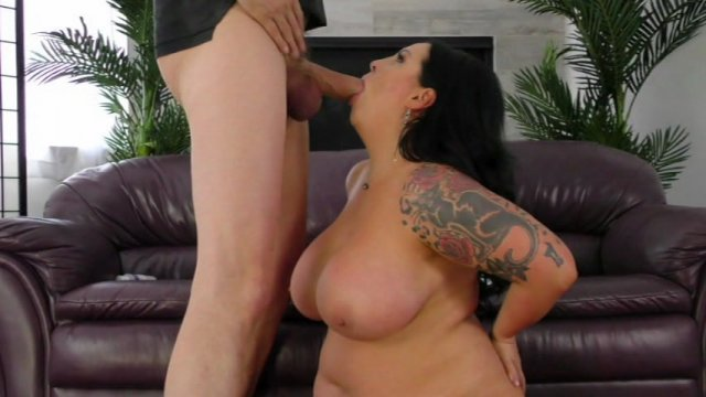 Streaming porn video still #3 from Daddy Likes 'Em Fatty 6