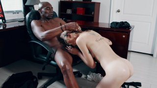 Streaming porn video still #8 from Interracial Teens Vol. 5