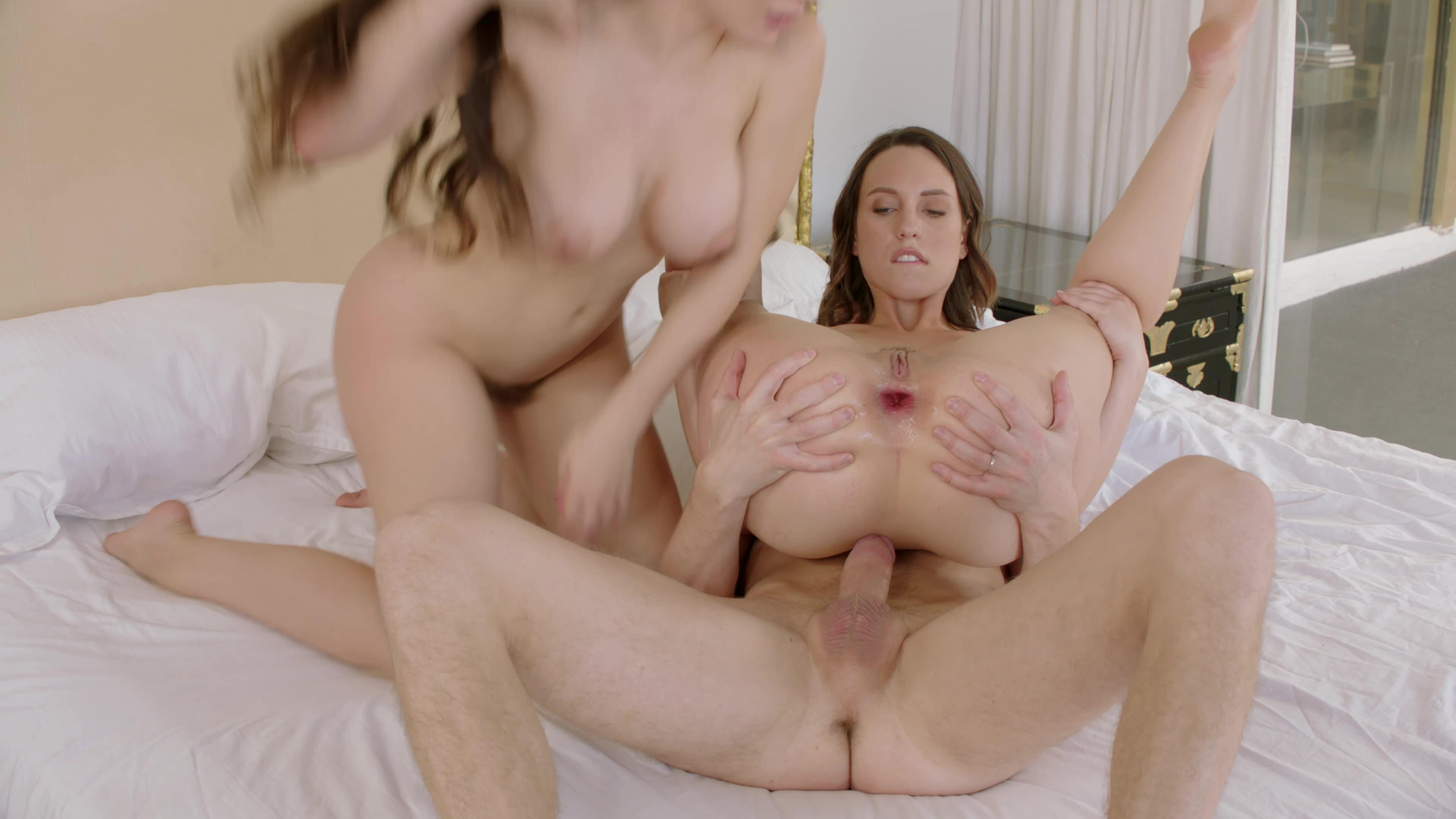 Lana rhoades jade nile threesome