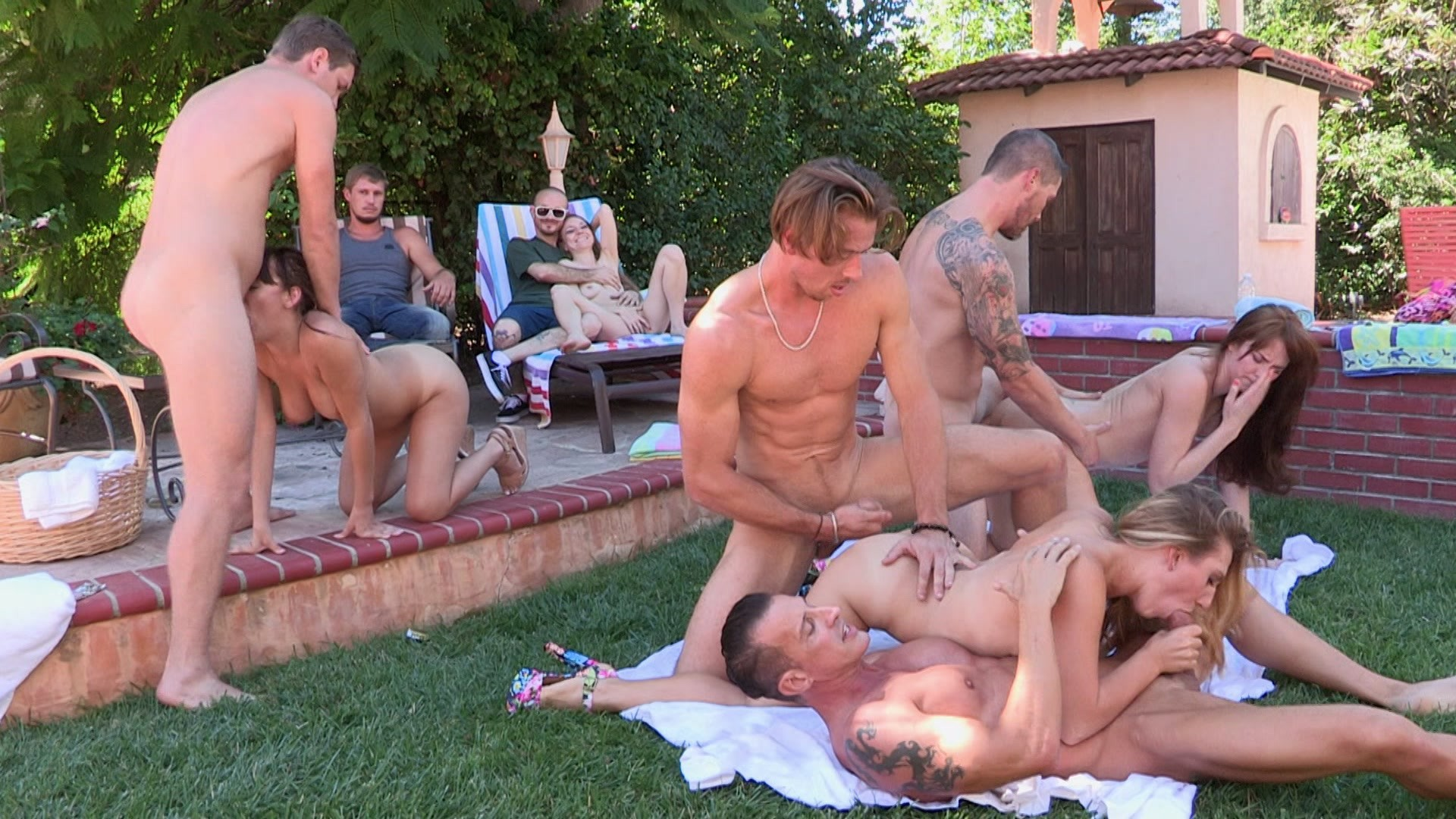 sexy stream swinger party