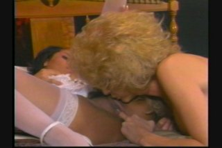 Streaming porn scene video image #4 from Lactating Black Girl Squirts all Over Blonde Mistress