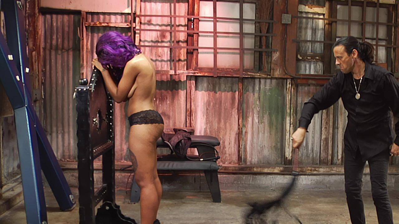 Kyler quinn trying bondage streaming photo