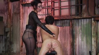 Streaming porn video still #3 from Kink School: An Advanced Guide To BDSM