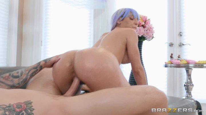 Streaming porn video still #1 from Wet & Wild Asses Vol. 4