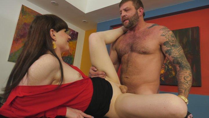 Streaming porn video still #1 from Transgendered Bosses