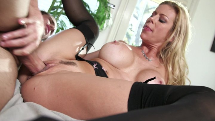 Streaming porn video still #1 from I Love My Mom's Big Tits #2