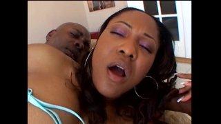 Streaming porn video still #8 from Finest Black Porn Stars Vol. 3