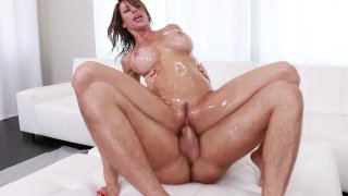 Streaming porn video still #5 from Big Wet MILF Tits Vol. 2