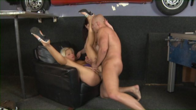 Streaming porn video still #2 from Double Teen Sluts 3