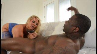 Streaming porn video still #1 from Mom's Big Dick Addiction