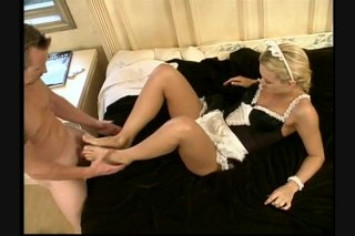Streaming porn video still #4 from Barefoot Confidential 17