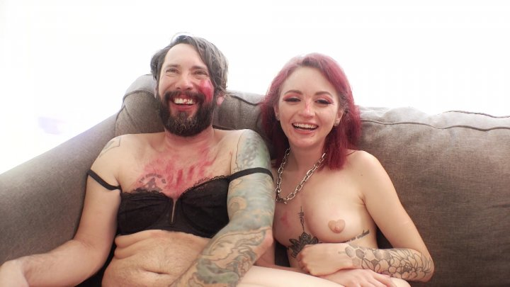 Streaming porn video still #5 from Pistol Whipped