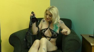 Streaming porn video still #2 from Mean Bitches P.O.V. Vol. 15