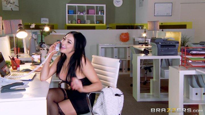 Streaming porn video still #5 from Work Hard . . . Fuck Harder
