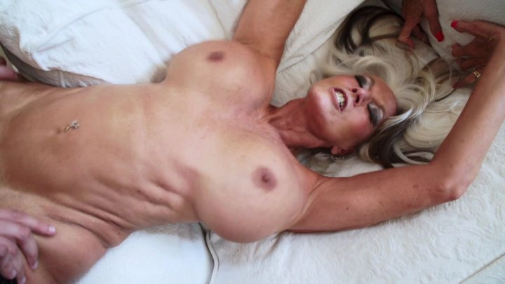 Streaming porn video still #4 from Horny Grannies Love To Fuck 9