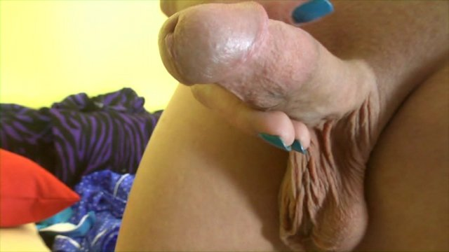 Streaming porn video still #6 from She-Male Strokers 70