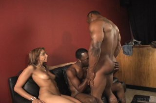 Streaming porn video still #5 from Black Bi Sex Party 4