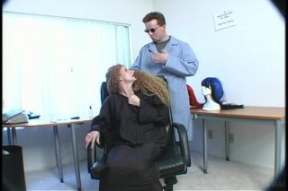 Streaming porn video still #2 from Horny Hairy Girls 10