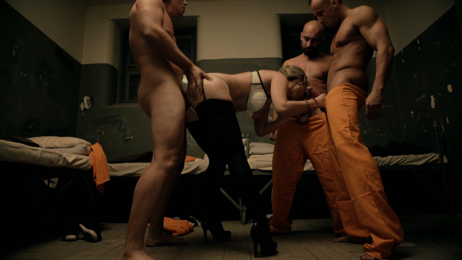 Jail gay porn