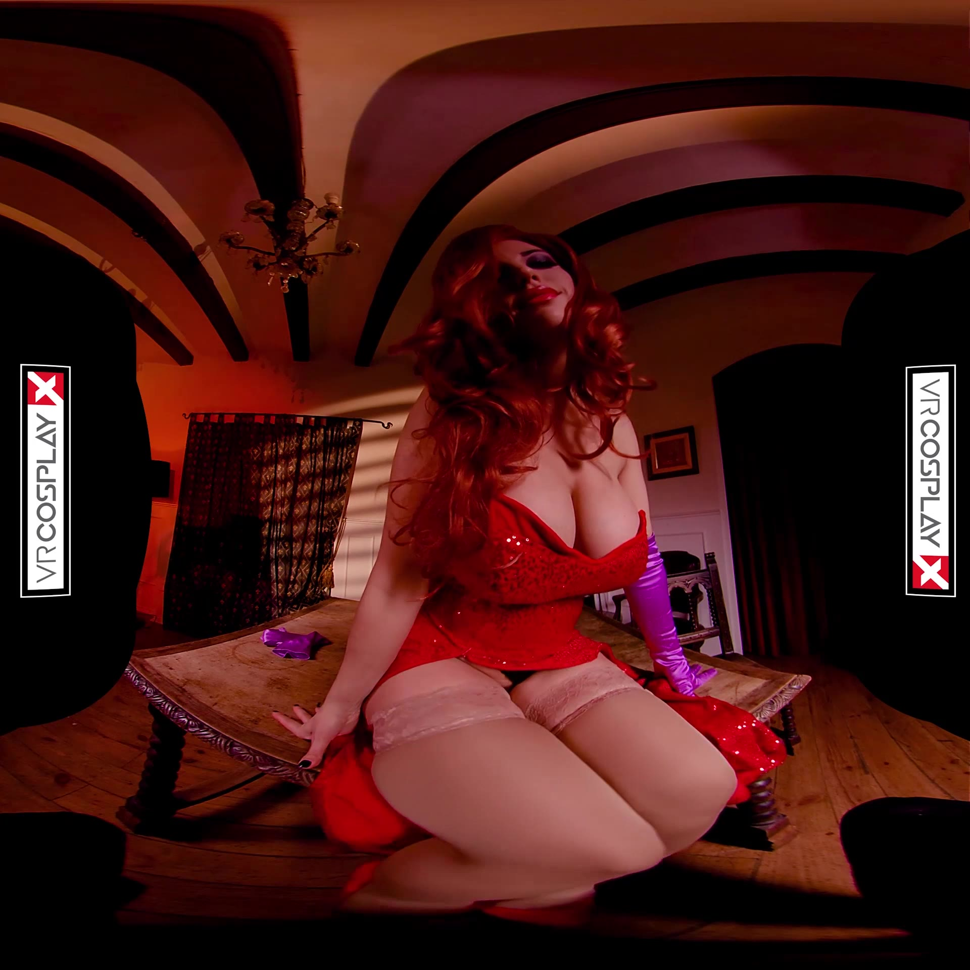 Jessica rabbit porn parody