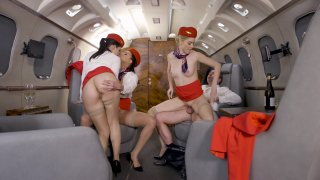 Streaming porn video still #5 from Flight Attendants, The