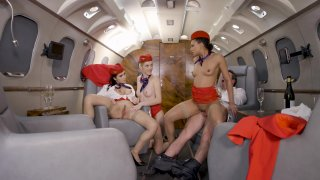 Streaming porn video still #8 from Flight Attendants, The