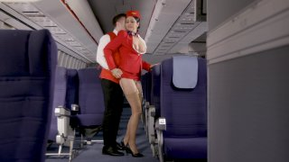 Streaming porn video still #2 from Flight Attendants, The