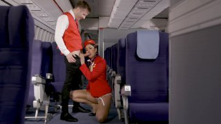 Streaming porn video still #3 from Flight Attendants, The