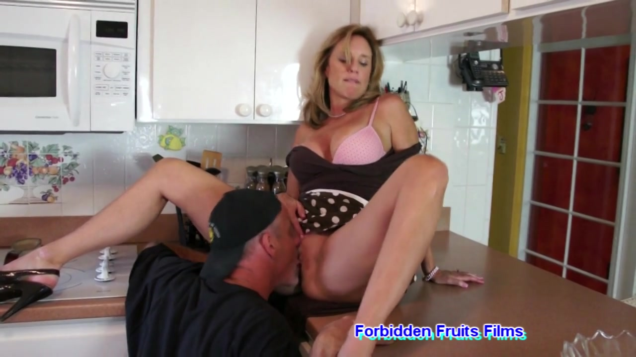 Before dad gets home video sex