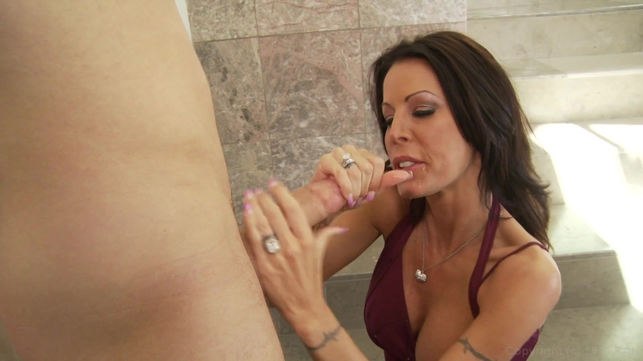 Tabitha Stevens In Black Stockings Gets Fucking Pictures
