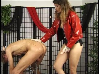 Streaming porn scene video image #9 from Female Dom Enjoys Playing With Her Man