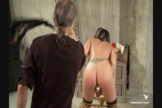 Streaming porn video still #9 from Return Of The MaleDoms