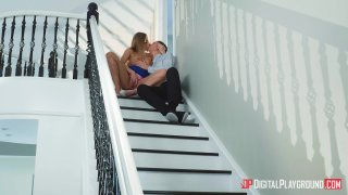 Streaming porn video still #2 from Cumless: A Digital Playground XXX Parody