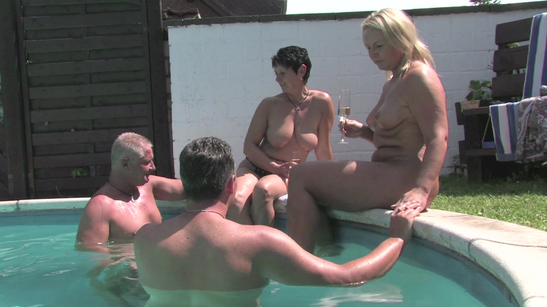 Virgins getting oral