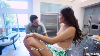 Streaming porn video still #5 from Spicy Latin Girlfriends