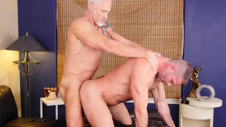 Streaming porn video still #5 from Fucking Daddies