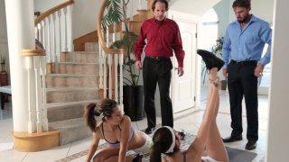 Streaming porn video still #1 from Daughter Swap 5