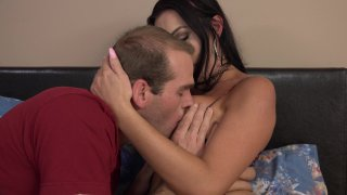 Streaming porn video still #1 from Transsexual Cheerleaders 17