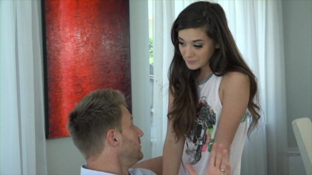 Gia Paige Has Her Way With Her Hot Uncle
