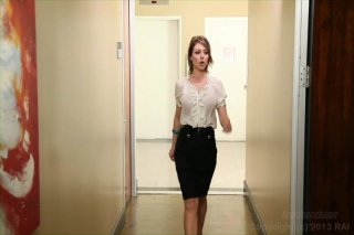 Streaming porn video still #2 from Office Romance, An