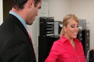 Streaming porn video still #8 from Office Romance, An