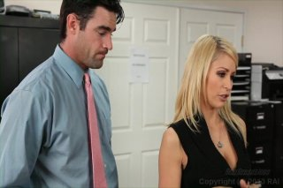 Streaming porn video still #4 from Office Romance, An