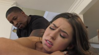Streaming porn video still #2 from Once You Go Black: Don't Tell Daddy Vol. 2