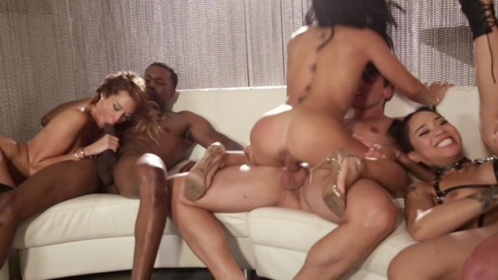 Streaming porn video still #3 from Perfect Orgy, The - Wicked 4 Hours