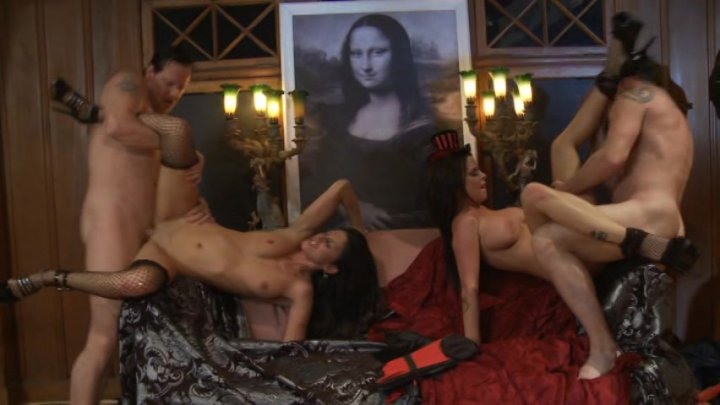 Streaming porn video still #7 from Perfect Orgy, The - Wicked 4 Hours