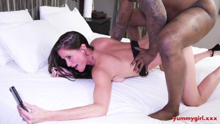 Streaming porn video still #1 from Cuckold by Phone BBC Collection #1