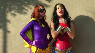 Streaming porn video still #3 from Wonder Woman vs Poison Ivy